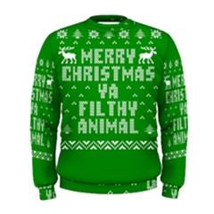 Ugly Christmas Sweater Men s Sweatshirt