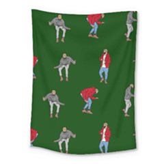 Drake Ugly Holiday Christmas Medium Tapestry