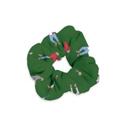 Drake Ugly Holiday Christmas Velvet Scrunchie