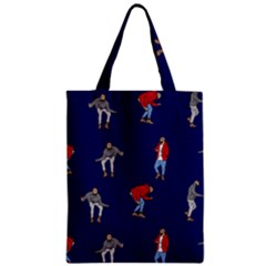 Drake Ugly Holiday Christmas Zipper Classic Tote Bag