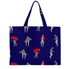 Drake Ugly Holiday Christmas Large Tote Bag