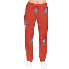 Drake Ugly Holiday Christmas Drawstring Pants