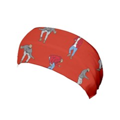 Drake Ugly Holiday Christmas Yoga Headband