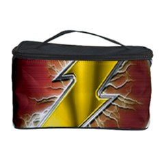 Flash Flashy Logo Cosmetic Storage Case