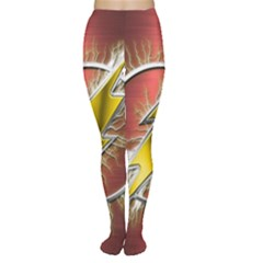 Flash Flashy Logo Women s Tights