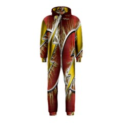 Flash Flashy Logo Hooded Jumpsuit (Kids)