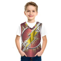 Flash Flashy Logo Kids  SportsWear