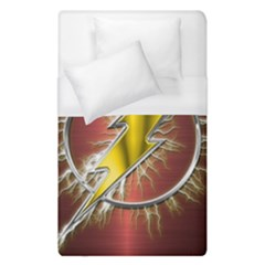 Flash Flashy Logo Duvet Cover (Single Size)
