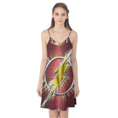 Flash Flashy Logo Camis Nightgown