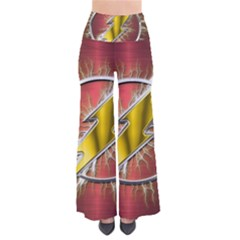Flash Flashy Logo Pants