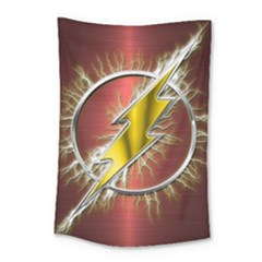 Flash Flashy Logo Small Tapestry