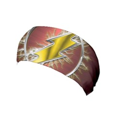Flash Flashy Logo Yoga Headband