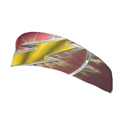 Flash Flashy Logo Stretchable Headband
