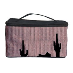 I Juan To Believe Ugly Holiday Christmas Black Background Cosmetic Storage Case