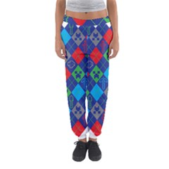 Minecraft Ugly Holiday Christmas Women s Jogger Sweatpants