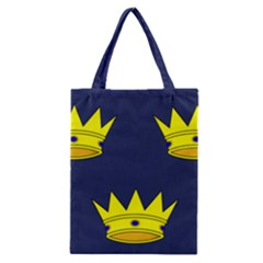 Flag of Irish Province of Munster Classic Tote Bag
