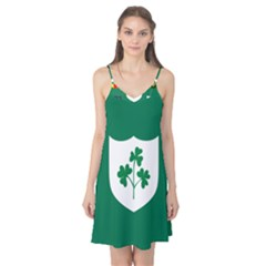 Ireland National Rugby Union Flag Camis Nightgown