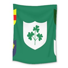 Ireland National Rugby Union Flag Medium Tapestry