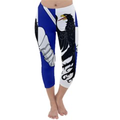 Flag of Connacht Capri Winter Leggings