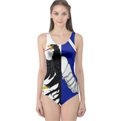 Flag of Connacht One Piece Swimsuit