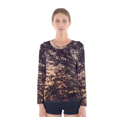 Arizona Sunset Women s Long Sleeve Tee