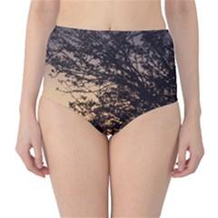 Arizona Sunset High-Waist Bikini Bottoms