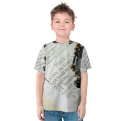I love The Lord Kids  Cotton Tee