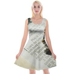I love The Lord Reversible Velvet Sleeveless Dress