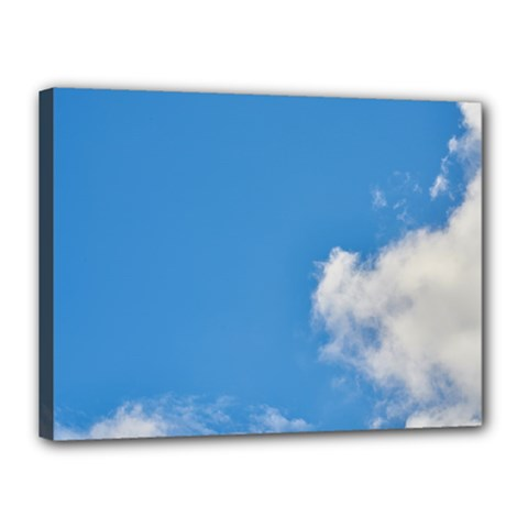 Air Sky Cloud Background Clouds Canvas 16  x 12