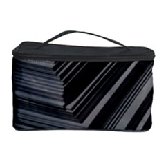 Paper Low Key A4 Studio Lines Cosmetic Storage Case