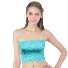 Pattern Background Texture Tube Top