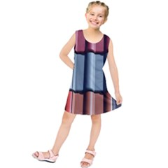 Shingle Roof Shingles Roofing Tile Kids  Tunic Dress