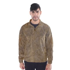 Abstract Forest Trees Age Aging Wind Breaker (Men)