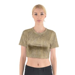 Abstract Forest Trees Age Aging Cotton Crop Top