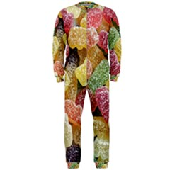 Jelly Beans Candy Sour Sweet OnePiece Jumpsuit (Men)