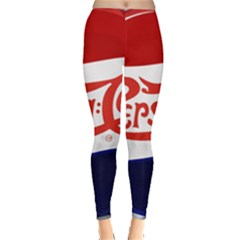 Pepsi Cola Leggings