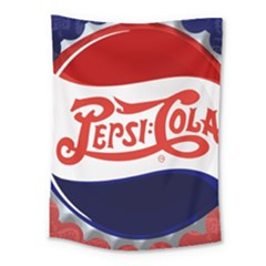 Pepsi Cola Medium Tapestry