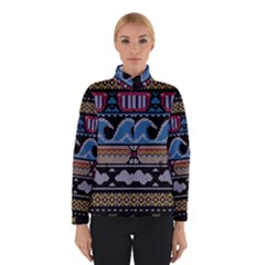 Ugly Summer Ugly Holiday Christmas Black Background Winterwear