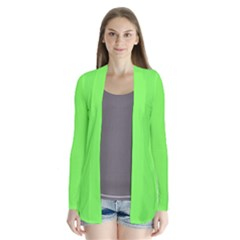 Neon Color - Light Brilliant Harlequin Cardigans