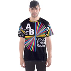 Above & Beyond  Group Therapy Radio Men s Sport Mesh Tee