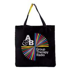 Above & Beyond  Group Therapy Radio Grocery Tote Bag