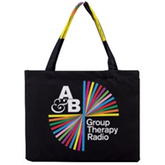 Above & Beyond  Group Therapy Radio Mini Tote Bag