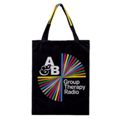 Above & Beyond  Group Therapy Radio Classic Tote Bag