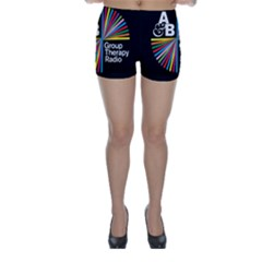 Above & Beyond  Group Therapy Radio Skinny Shorts