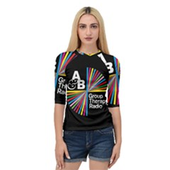 Above & Beyond  Group Therapy Radio Quarter Sleeve Tee