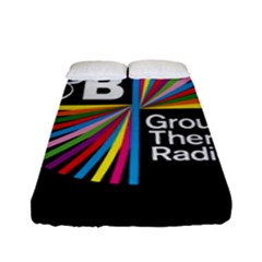 Above & Beyond  Group Therapy Radio Fitted Sheet (Full/ Double Size)