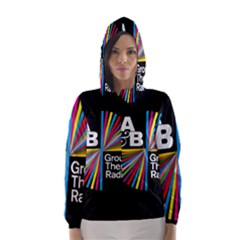Above & Beyond  Group Therapy Radio Hooded Wind Breaker (Women)