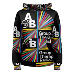Above & Beyond  Group Therapy Radio Women s Pullover Hoodie