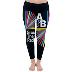Above & Beyond  Group Therapy Radio Classic Winter Leggings