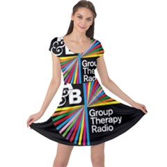 Above & Beyond  Group Therapy Radio Cap Sleeve Dresses